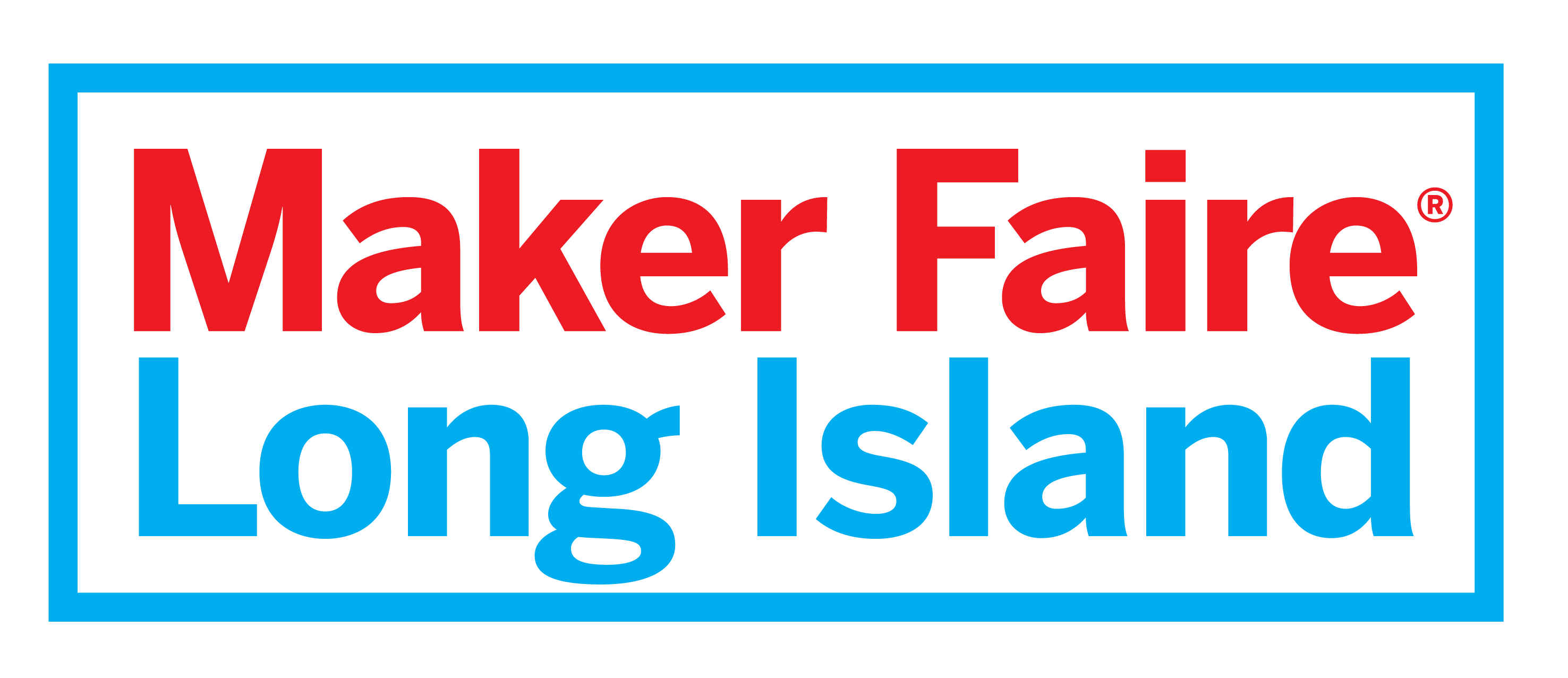 Maker Faire Long Island logo